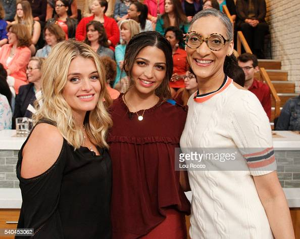 THE CHEW 6/14/16 Bobby Brown and Camila Alves are the guests today on THE CHEW airing MONDAY FRIDAY on the ABC Television Network HALL