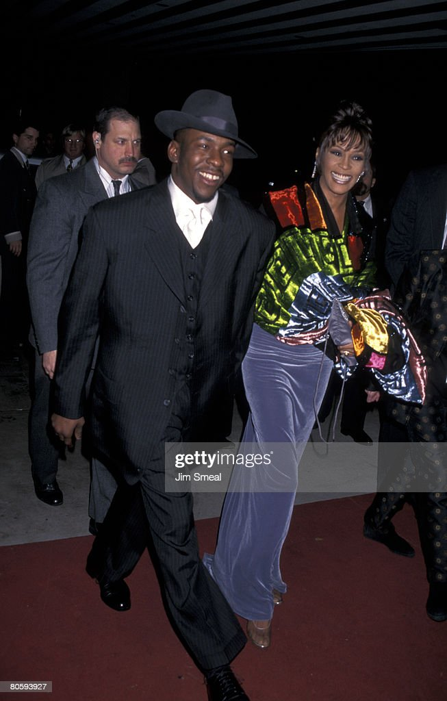 Bobby Brown and Whitney Houston