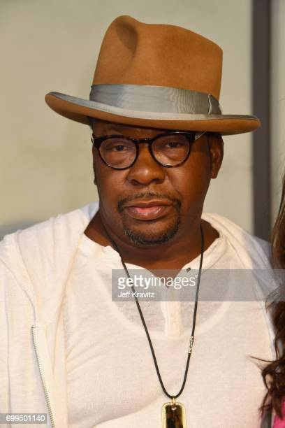 Bobby Brown attends the Los Angeles Premiere of Apple Music's CAN'T STOP WON'T STOP A BAD BOY STORY at The WGA Theater on June 21 2017 in Beverly...