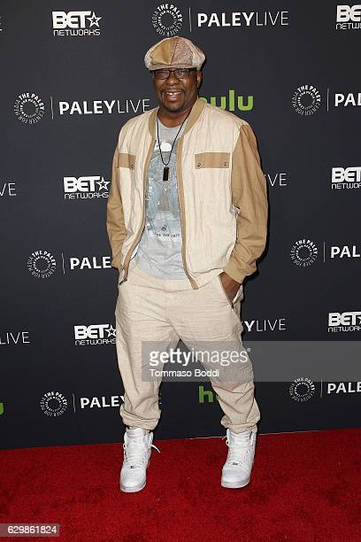 Bobby Brown attends the Paley Center For Media Presents Premiere Of BET's 'The New Edition Story' at The Paley Center for Media on December 14 2016...