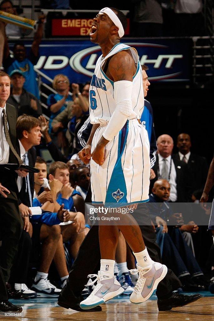 Dallas Mavericks v New Orleans Hornets