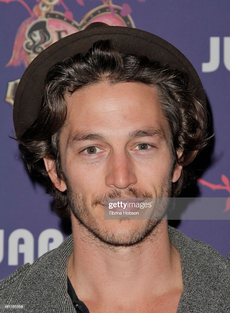Bobby Campo attends Just Jared's homecoming dance at El Rey Theatre on November 20, 2014 in Los Angeles, California.