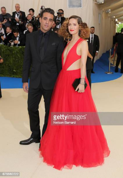 Bobby Cannavale and Rose Byrne attend the 'Rei Kawakubo/Comme des Garcons Art Of The InBetween' Costume Institute Gala at Metropolitan Museum of Art...