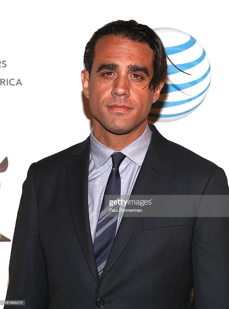 <a gi-track='captionPersonalityLinkClicked' href=/galleries/search?phrase=Bobby+Cannavale&family=editorial&specificpeople=211166 ng-click='$event.stopPropagation()'>Bobby Cannavale</a> attends 65th Annual Writers Guild East Coast Awards at B.B. King Blues Club & Grill on February 17, 2013 in New York City.