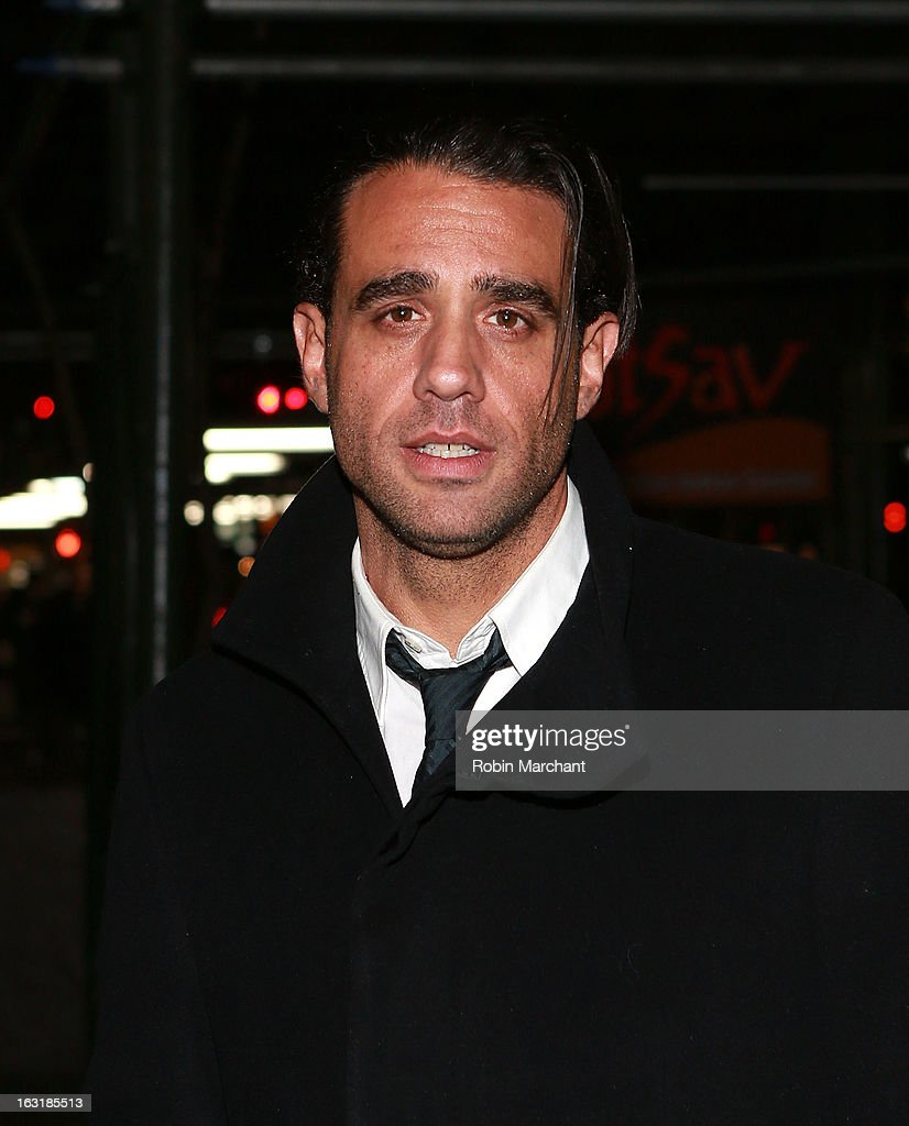 <a gi-track='captionPersonalityLinkClicked' href=/galleries/search?phrase=Bobby+Cannavale&family=editorial&specificpeople=211166 ng-click='$event.stopPropagation()'>Bobby Cannavale</a> attends 'Talley's Folly' Opening Night at Laura Pels Theatre at the Harold & Miriam Steinberg Center for on March 5, 2013 in New York City.