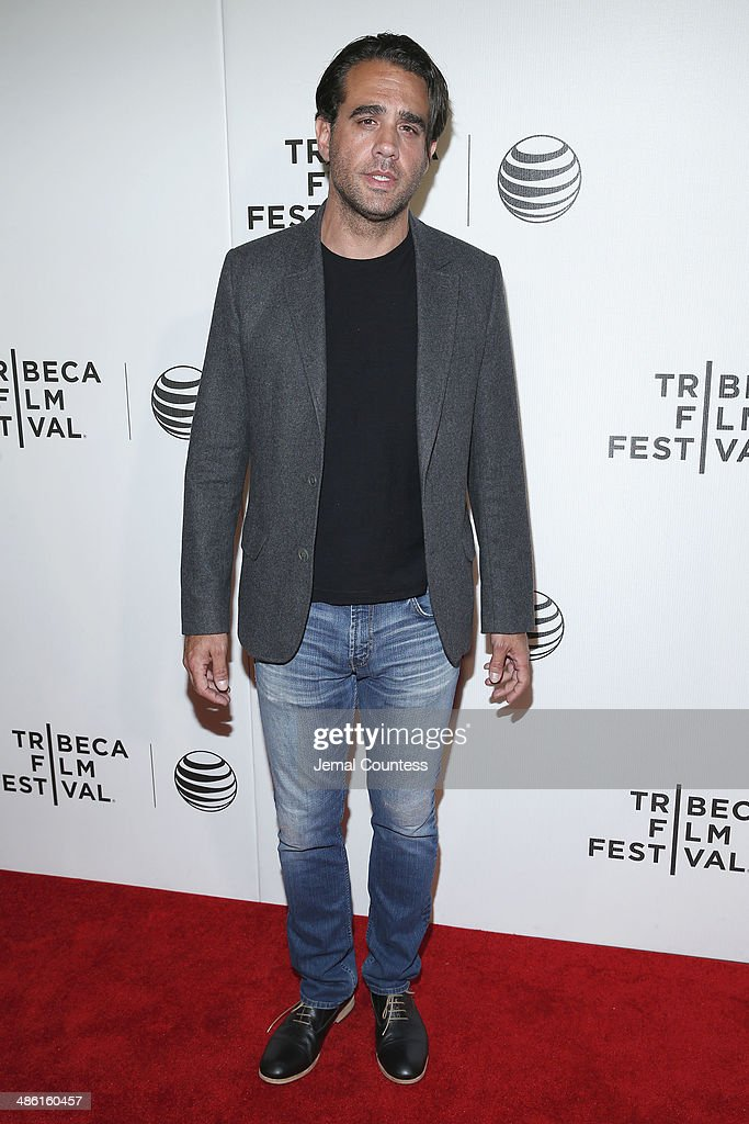 <a gi-track='captionPersonalityLinkClicked' href=/galleries/search?phrase=Bobby+Cannavale&family=editorial&specificpeople=211166 ng-click='$event.stopPropagation()'>Bobby Cannavale</a> attends the 'Chef' Premiere during the 2014 Tribeca Film Festival at BMCC Tribeca PAC on April 22, 2014 in New York City.