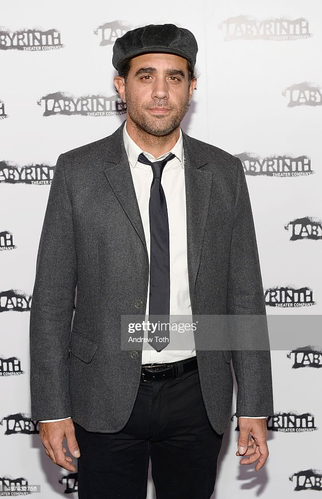 Bobby Cannavale attends the Labyrinth Theater Company's Celebrity Charades Gala 2015 on November 16, 2015 in New York City.