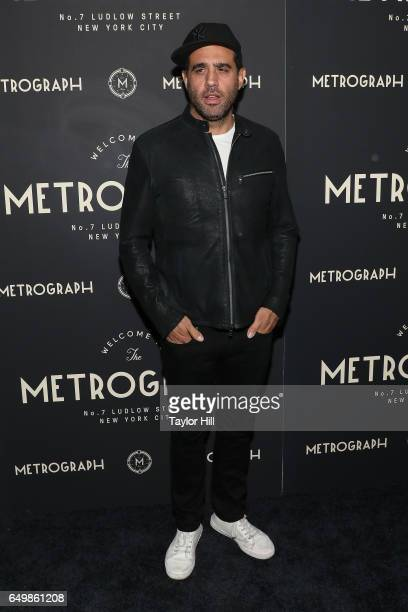 Bobby Cannavale attends the Metrograph 1st Year Anniversary Party at Metrograph on March 8 2017 in New York City