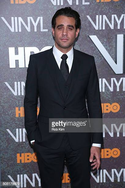 Bobby Cannavale attends the New York Premiere of 'Vinyl' at Ziegfeld Theatre on January 15 2016 in New York City