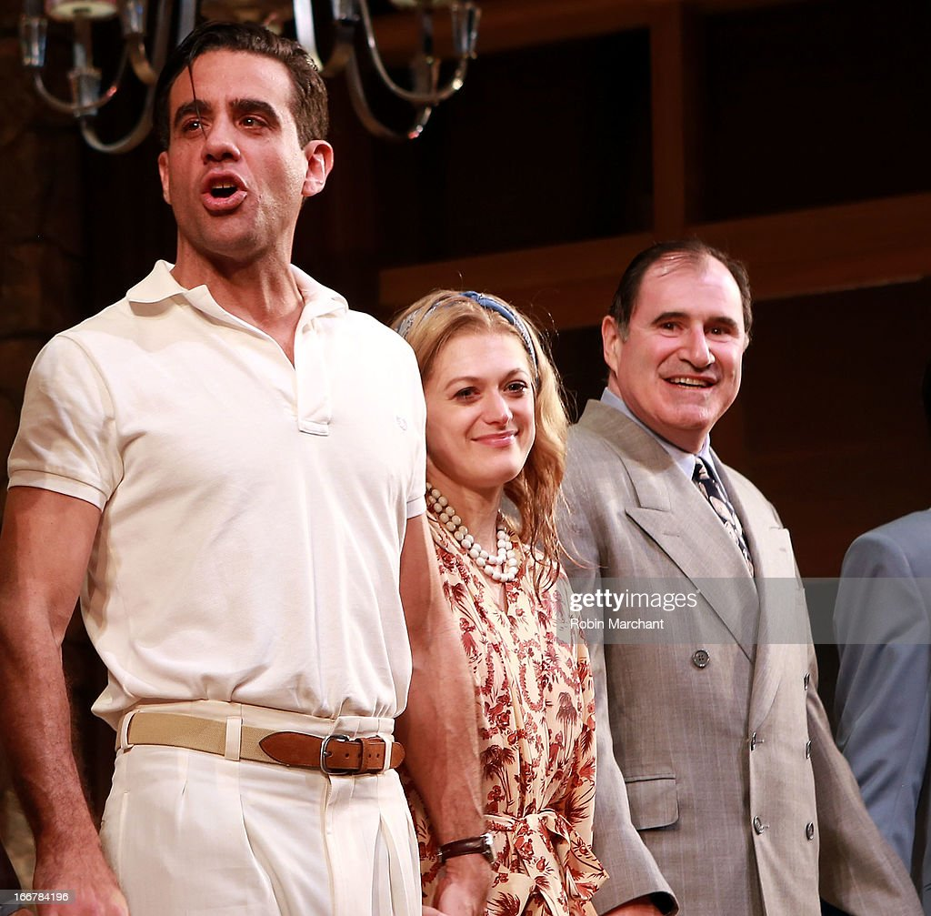<a gi-track='captionPersonalityLinkClicked' href=/galleries/search?phrase=Bobby+Cannavale&family=editorial&specificpeople=211166 ng-click='$event.stopPropagation()'>Bobby Cannavale</a>, <a gi-track='captionPersonalityLinkClicked' href=/galleries/search?phrase=Marin+Ireland&family=editorial&specificpeople=4266013 ng-click='$event.stopPropagation()'>Marin Ireland</a> and <a gi-track='captionPersonalityLinkClicked' href=/galleries/search?phrase=Richard+Kind&family=editorial&specificpeople=216578 ng-click='$event.stopPropagation()'>Richard Kind</a> attend 'The Big Knife' Broadway opening night at American Airlines Theatre on April 16, 2013 in New York City.