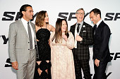 Bobby Cannavale Rose Byrne Melissa McCarthy director Paul Feig and Jude Law attend the 'Spy' New York Premiere at AMC Loews Lincoln Square on June 1...