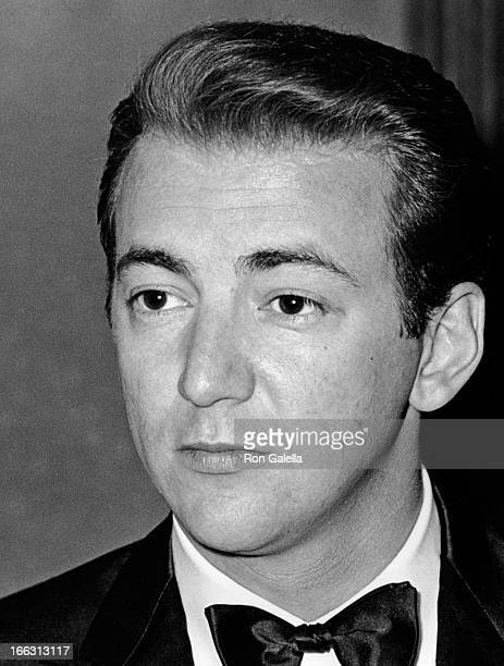 Bobby Darin attends the premiere of 'A Countess From Hong Kong' on March 15 1967 at the Sutton Theater in New York City