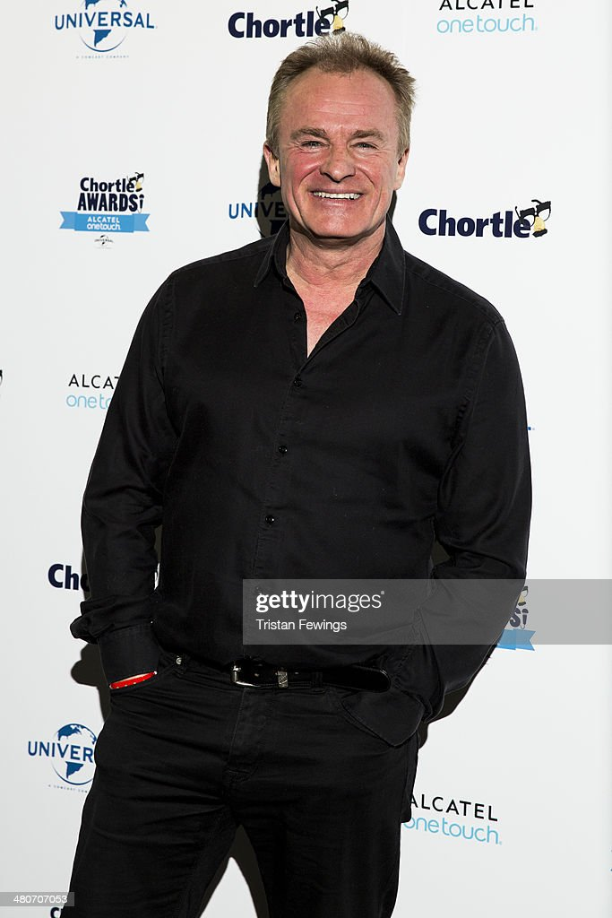 Bobby Davro attends the Chortle Awards at Ministry Of Sound on March 26, 2014 in London, England.