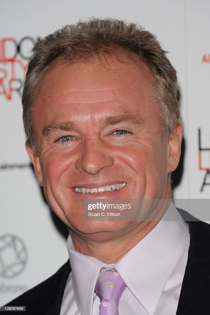 Bobby Davro attends the London Lifestyle Awards 2011 at Park Plaza Riverbank Hotel on October 6, 2011 in London, England.