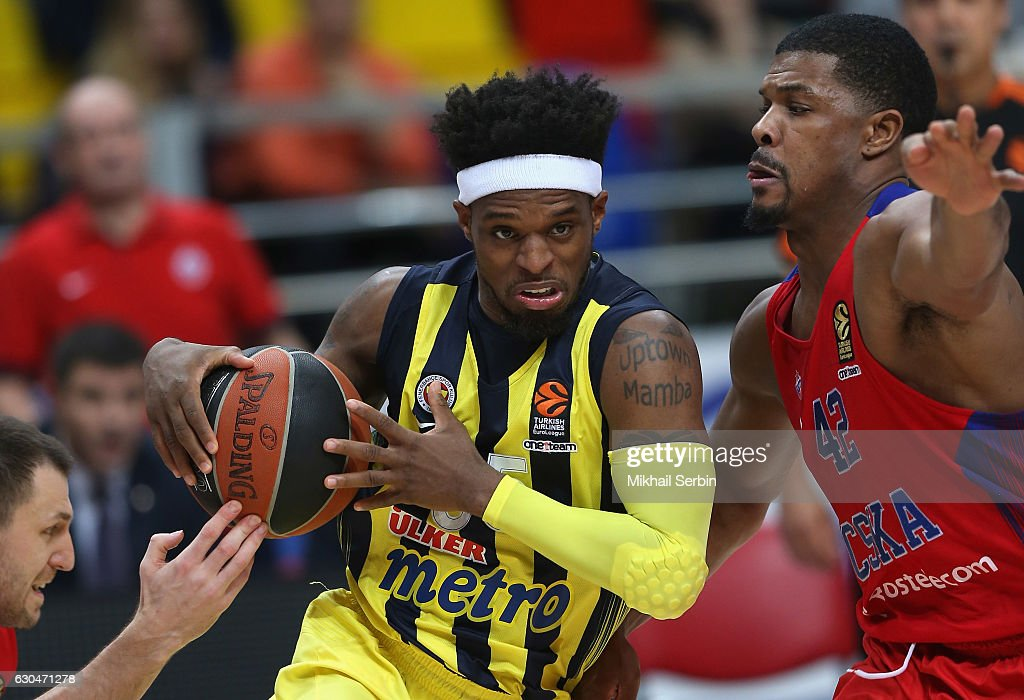 CSKA Moscow v Fenerbahce Istanbul - Turkish Airlines Euroleague