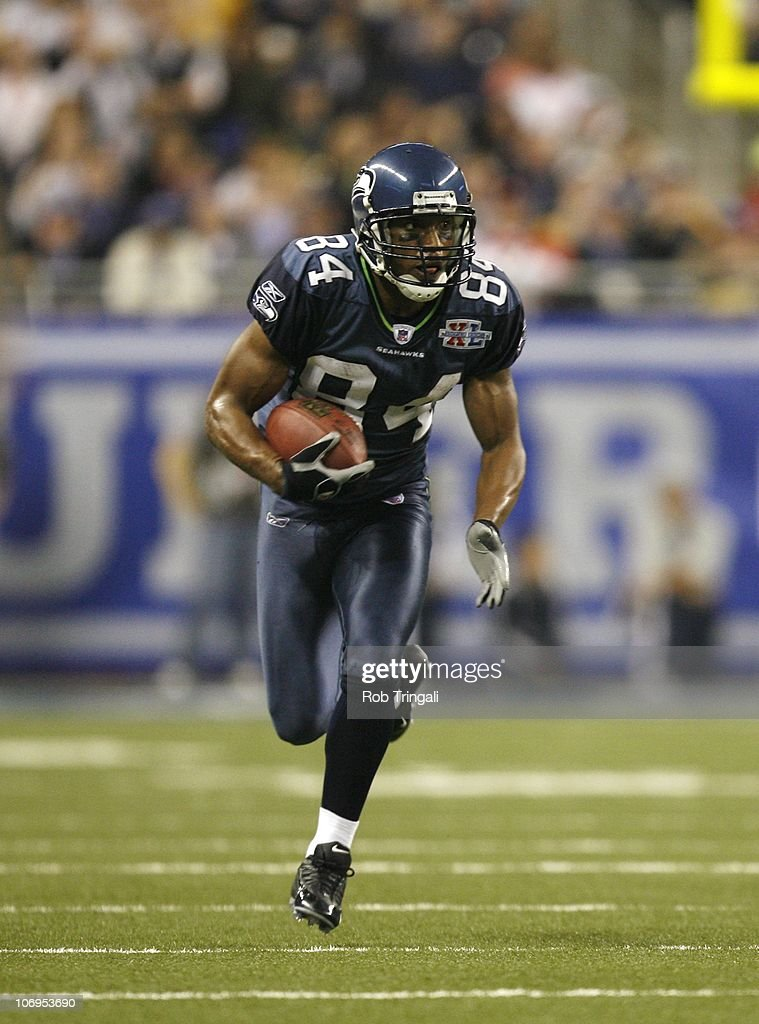 Super Bowl XL Pittsburgh Steelers v Seattle Seahawks