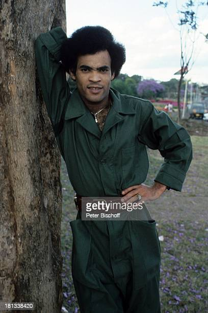 Bobby Farrell KonzertR e i s e Kenia Afrika Sängerin AD/TP