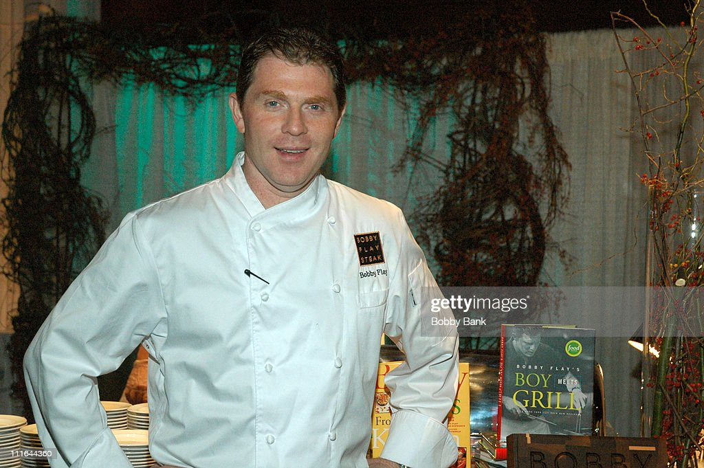 <a gi-track='captionPersonalityLinkClicked' href=/galleries/search?phrase=Bobby+Flay&family=editorial&specificpeople=220554 ng-click='$event.stopPropagation()'>Bobby Flay</a> during The 2nd Annual Women In Wine Benefit for the Borgata Heart and Soul Foundation - November 11, 2006 at The Borgata Hotel and Casino in Atlantic City, New Jersey, United States.