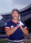 Bobby Grich of the California Angels poses for a portrait Grich played for the Angels from 19771986