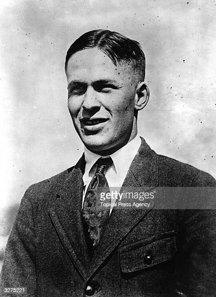 Bobby Jones champion American golfer who won the British Open three times and the US Open four times