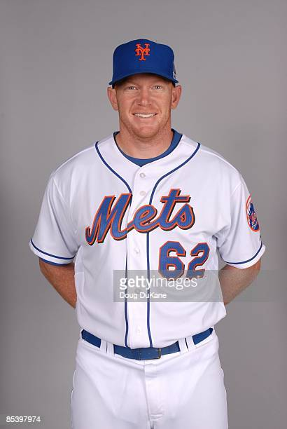 Bobby Kielty of the New York Mets poses during Photo Day on Monday February 23 2009 at Tradition Field in Port St Lucie Florida