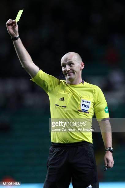 Bobby Madden match referee