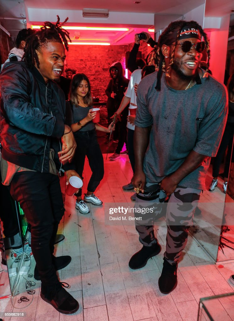 Jay Ajayi Launches New Clothing Line YURP^ In London