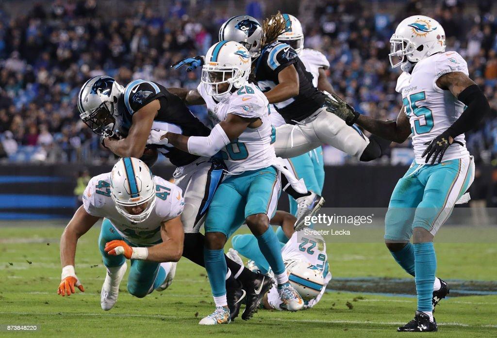 Miami Dolphins vCarolina Panthers