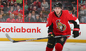 Bobby Ryan of the Ottawa Senators skates against the New York Islanders at Canadian Tire Centre on December 5 2015 in Ottawa Ontario Canada