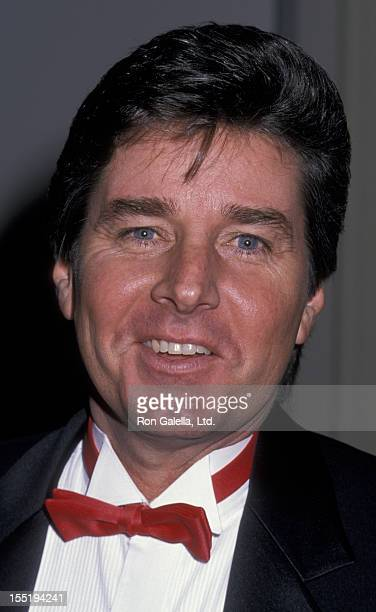 Bobby Sherman attends 100th Episode Party for 'Murder She Wrote' on February 12 1989 at the Biltmore Hotel in Los Angeles California