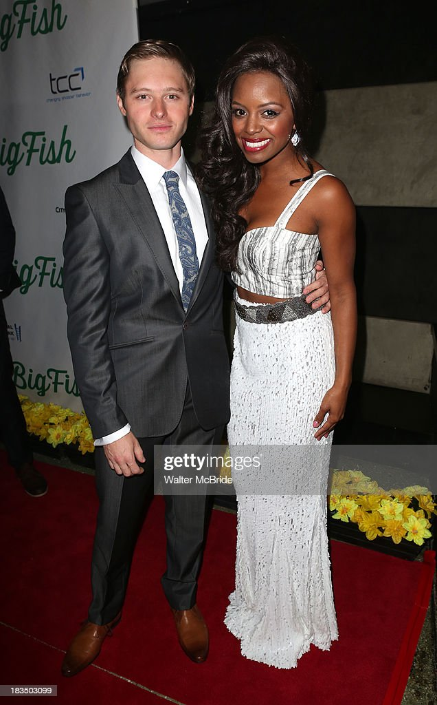 """""""Big Fish"""" Broadway Opening Night - After Party"""