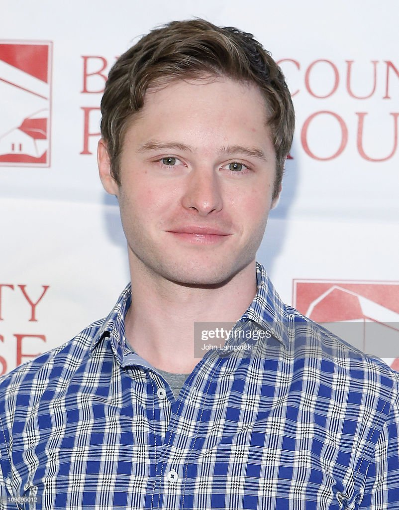 Bobby Steggert attends 2013 Bucks County Playhouse Summer Season Press Preview at Signature Theater on May 28, 2013 in New York City.