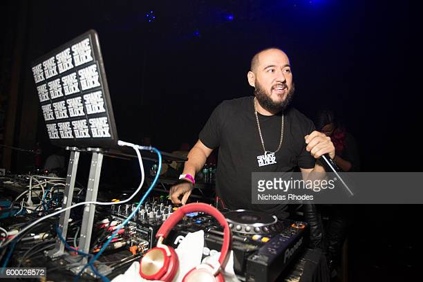 Bobby Trends performs at House Party NYC at Webster Hall on December 3 2015