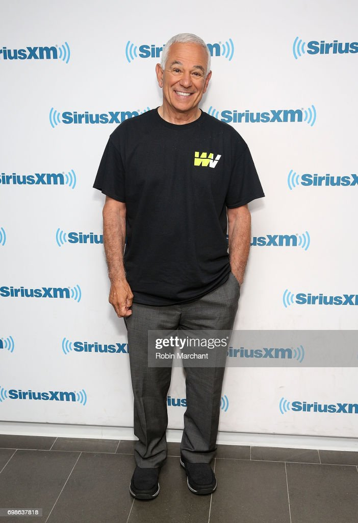Celebrities Visit SiriusXM - June 20, 2017