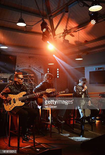 Bobby Womack performs on the From The Storehouse With Dermot Whelan show which aired on RTE 2 ahead of this year's Arthur's Day celebrations on...