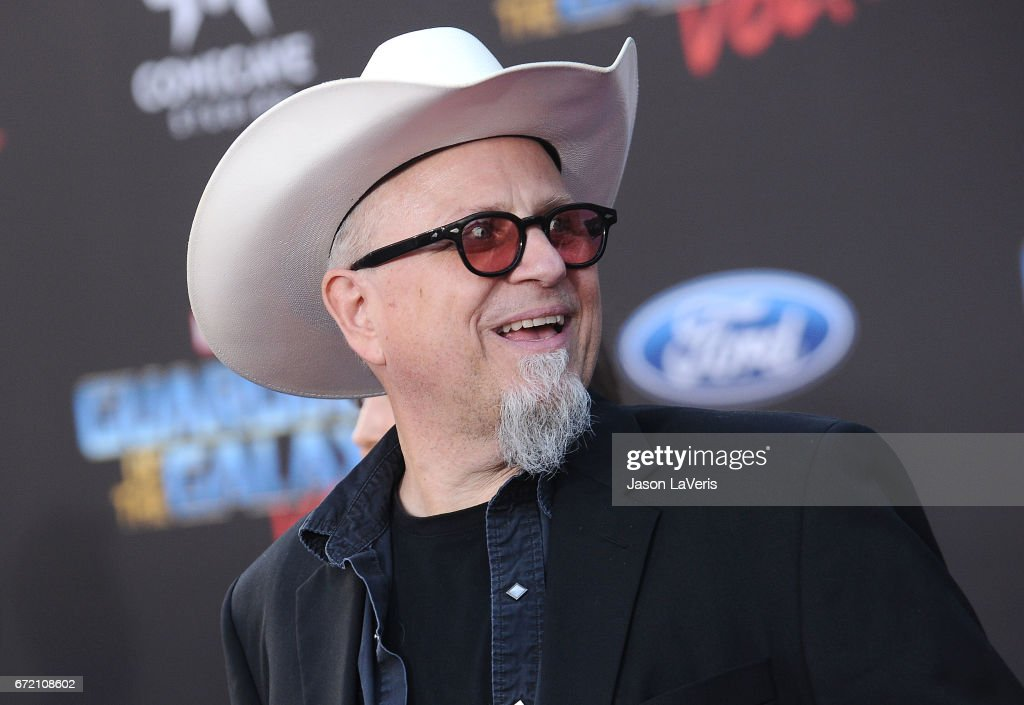 Bobcat Goldthwait attends the premiere of 'Guardians of the Galaxy Vol. 2' at Dolby Theatre on April 19, 2017 in Hollywood, California.