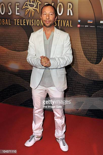 Bobo arrives at the 50th Rose d'Or Television Festival Award Ceremony on September 22 2010 in Lucerne Switzerland