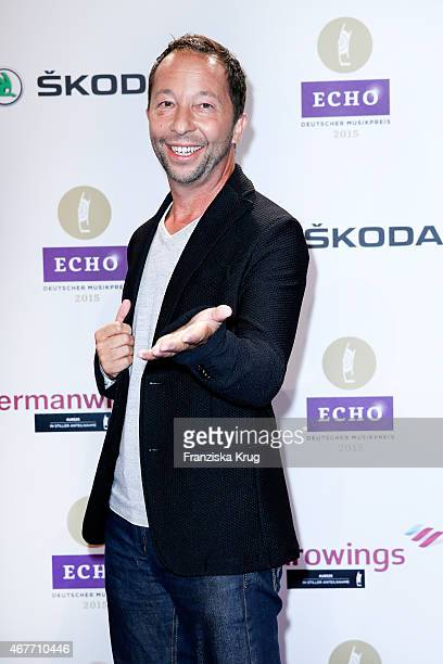 Bobo attends the Echo Award 2015 on March 26 2015 in Berlin Germany