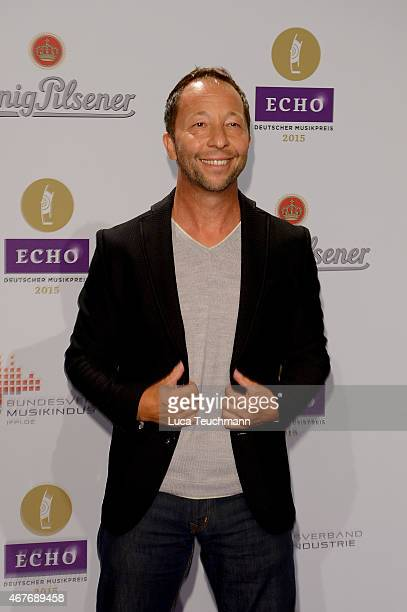 BoBo attends the Echo Award 2015 Red Carpet Arrivals on March 26 2015 in Berlin Germany