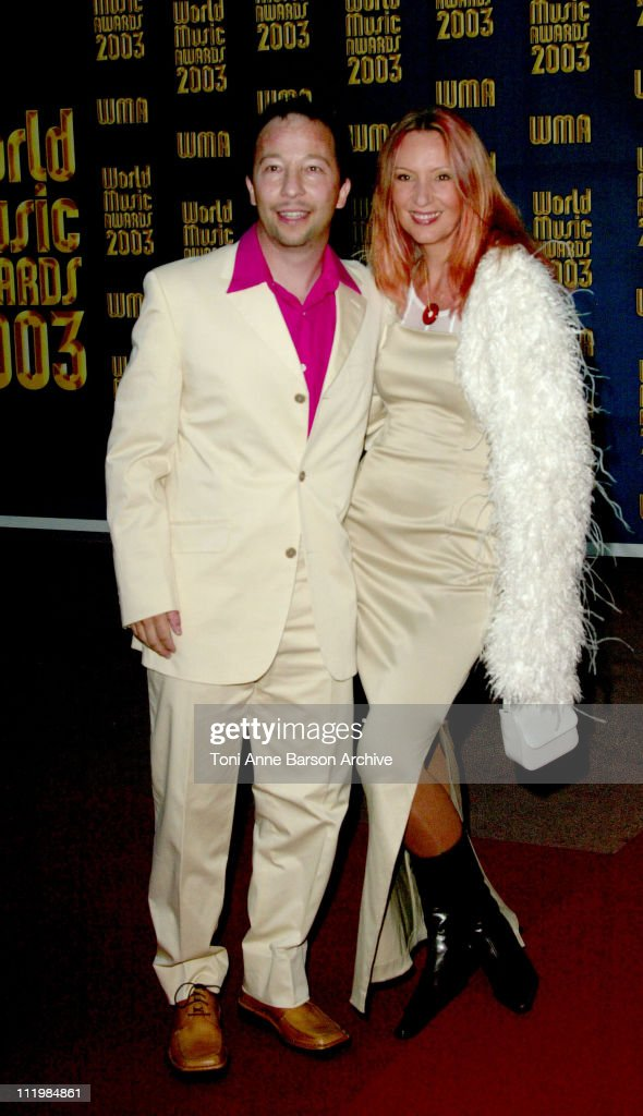 2003 Monte Carlo World Music Awards - Arrivals