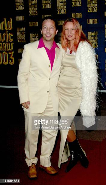 DJ Bobo during 2003 Monte Carlo World Music Awards Arrivals at Monte Carlo Sporting Club in Monte Carlo Monaco