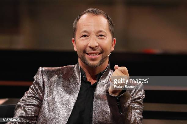 Bobo during the 1st show of the television competition 'Dance Dance Dance' on July 12 2017 in Cologne GermanyThe first episode of the show will be...