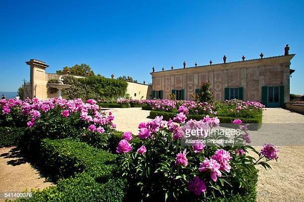 Boboli garden and the Florence Porcelain Museum