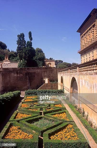 Boboli Gardens and Pitti Palace, Florence, Italy