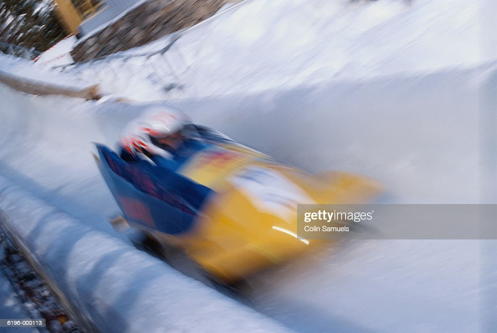 Bobsled : Stock Photo