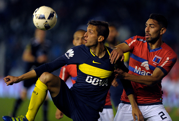 FBL-ARGENTINA-BOCA-TIGRE : News Photo