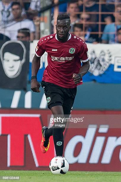 Bochum Germany 2Bundesliga 3 Spieletag VfL Bochum 1848 Hannover 96 Salif Sane