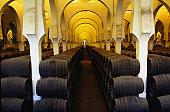 Bodega Domecq sherry at La Mezquita.
