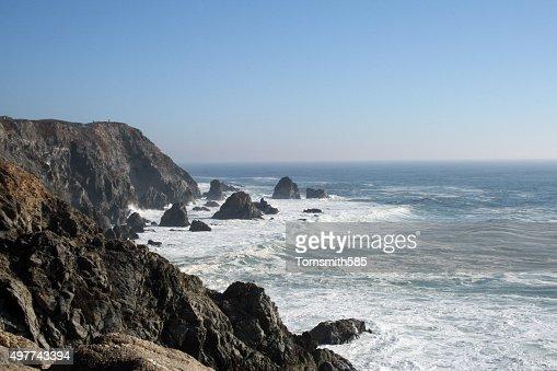 Bodega Head in Bodega Bay, California : Stock Photo