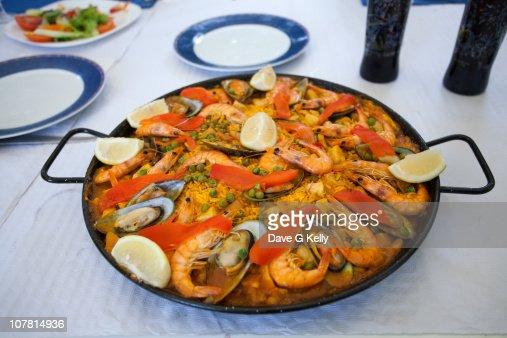 Bodega Paella